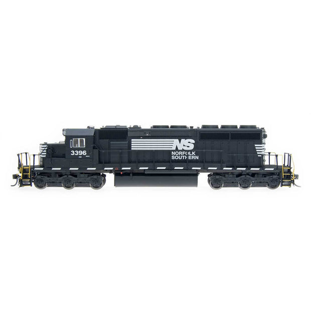 InterMountain HO 49326S-01, SD40-2 Locomotive With Sound, Norfolk Southern #3381