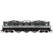 Broadway Limited Imports HO 5940 P5A Electric Boxcab, NYC, #344 (Fantasy Paint Scheme)