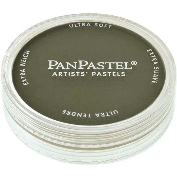 PanPastel, 26801, Artist Pastel, Bright Yellow Green Extra Dark