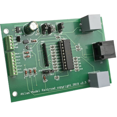 Atlas 70 000 046 Signal Control Board for All Scales
