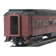 MTH, 80-40001, HOScale, Heavyweight Passenger Set, Pennsylvania Railroad, (5-Car Set)