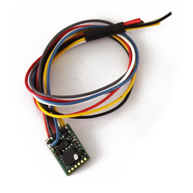SoundTraxx N 851002 2-Function DCC Mobile Decoder with Wire Harness
