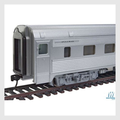 Walthers Mainline 910-30102, 85' Budd 10-6 Sleeper - Santa Fe