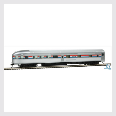4318013587514 - Walthers Mainline 910-30351, 85' Budd Observation - Amtrak Phase Iii - Rj's Trains