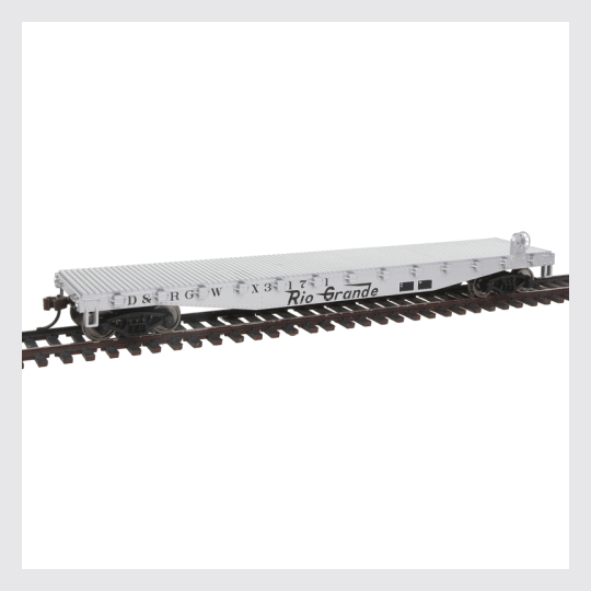 1539253305367 - Walthers Trainline Ho 931-1462 Flat Car, Denver And Rio Grande Western #X3171 - Rj's Trains