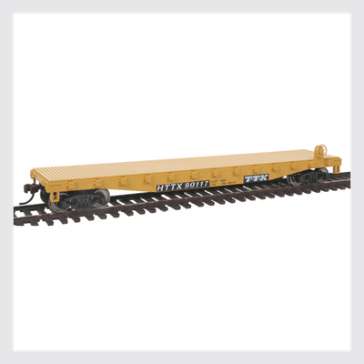 1539255500823 - Walthers Trainline Ho 931-1463 Flat Car, Trailer Train #X90117 - Rj's Trains