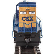 Walthers Trainline HO, 931-2503, EMD GP15-1, CSX, #1545, (DC Only)
