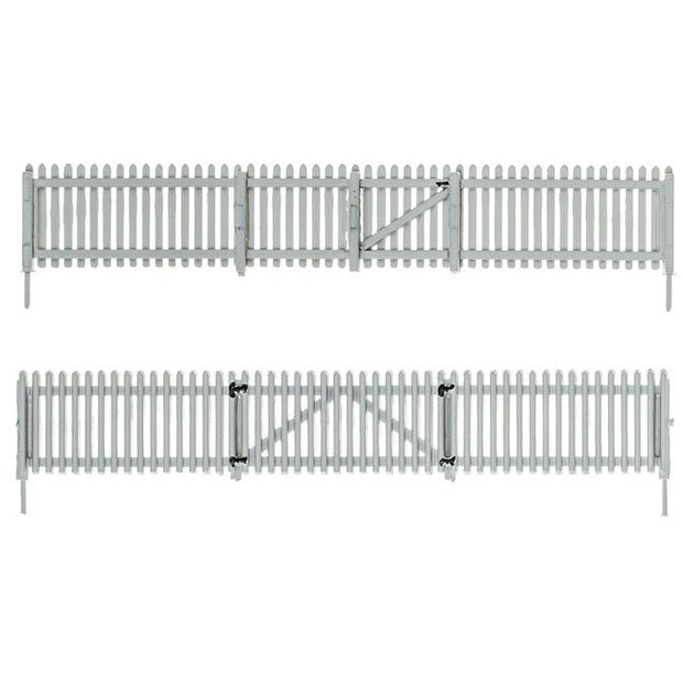 Woodland Scenics A2984 Picket Fence HO Scale