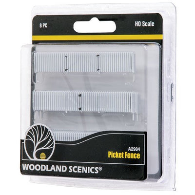 Woodland Scenics HO A2984 Picket Fence