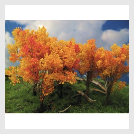 3950874296343 - Grand Central Gems T-21 Fall Oak Trees 4-5