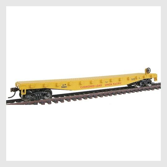 Walthers Trainline HO 931-1603 Flat Car, Union Pacific, 58801