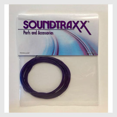 1414849429527 - Soundtraxx 30Awg Wire 810144 - Purple - Rj's Trains