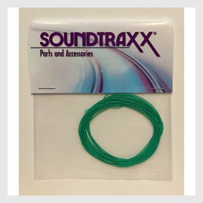 1414945243159 - Soundtraxx 30Awg Wire 810152 - Green - Rj's Trains