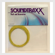 1414943571991 - Soundtraxx 30Awg Wire 810151 - Yellow - Rj's Trains