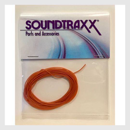 Soundtraxx 30AWG Wire 810143 - Orange