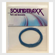 1414944161815 - Soundtraxx 30Awg Wire 810148 - Blue - Rj's Trains