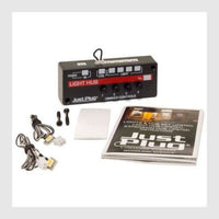 158411784215 - Woodland Scenics Jp5700 Just Plug Lighting System, Lights And Hub Set - Rj's Trains