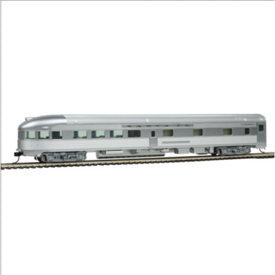 Walthers Mainline 910-30352, 85' Budd Observation - Santa Fe - USED