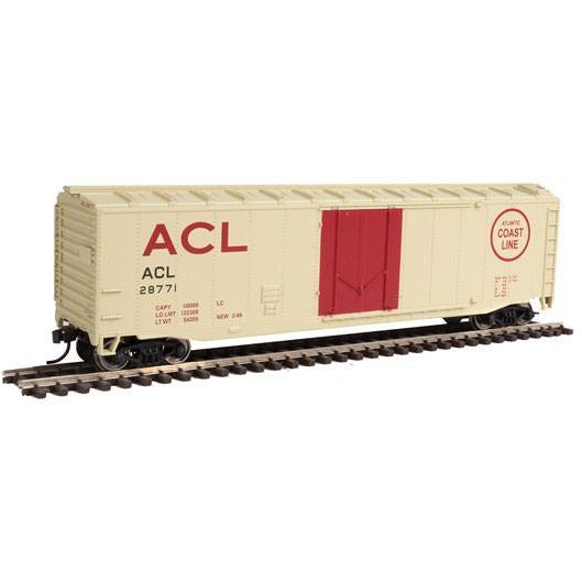 Walthers Trainline, HO Scale, 931-1400, Box Car, Atlantic Coast Line, #28771