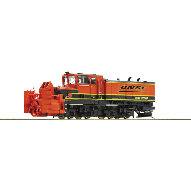 Roco, HO Scale, 72806, Self-Propelled Beilhack Rotary Snow Blower, BNSF, (DCC Sound Decoder)