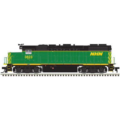 Atlas, Trainman, HO Scale, 10003598, GP38-2, New Hampshire Northcoast, #3825, DCC Ready