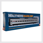 1501398401047 - Walthers Mainline Ho 910-30001 85' Budd Large-Window Coach, Amtrak (Phase 3) - Rj's Trains