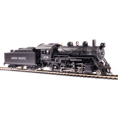 Broadway Limited, 6353, HO Scale, 2-8-0 Consolidation, Union Pacific, #233, Paragon3 Sound/DC/DCC, Smoke