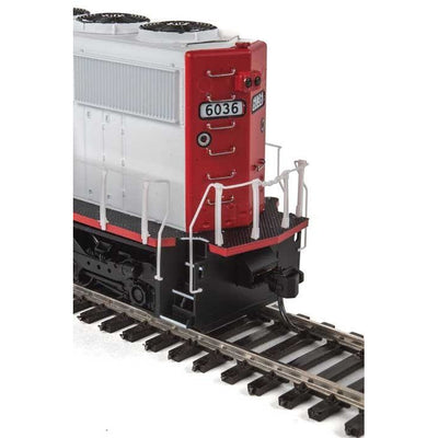 Walthern Mainline HO 910-256 Diesel Detail Kit for EMD SD50, SD60