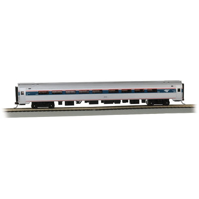Bachmann, HO Scale, 13120, Amfleet I Coach Car, Amtrak (Phase VI Northeast Regional Service), #82526