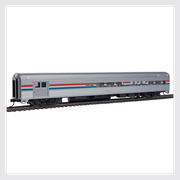 1501397581847 - Walthers Mainline Ho 910-30051 85' Budd Baggage, Amtrak (Phase 3) - Rj's Trains