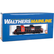 Walthers Mainline, 910-20457, HO Scale, EMD GP9 Phase II High Hood, New Haven, #1207, (DCC & Sound)
