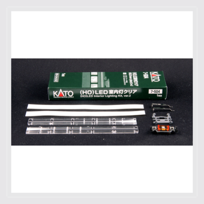 Kato HO 7-504 - LED Interior Lighting Kit version 2 (DCC and FR11 decoder compatible)