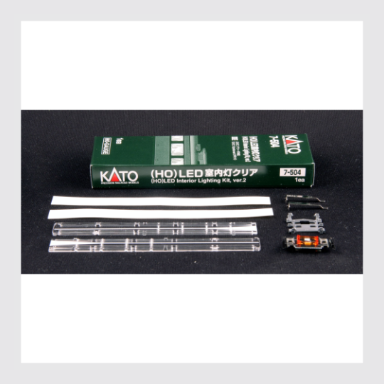 1529840336919 - Kato Ho 7-504 - Led Interior Lighting Kit Version 2 (Dcc And Fr11 Decoder Compatible) - Rj's Trains