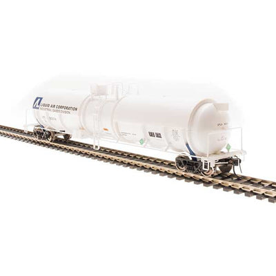 Broadway Limited, N Scale, 3725, Cryogenic Tank Cars, Liquid Air Corp., (2-Pack)