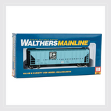 1469316497431 - Walthers Mainline Ho 910-7278 54' Ps2-Cd 4427 Low-Side Covered Hopper, Louis Dreyfus Corporation (Tldx) #5477 - Rj's Trains