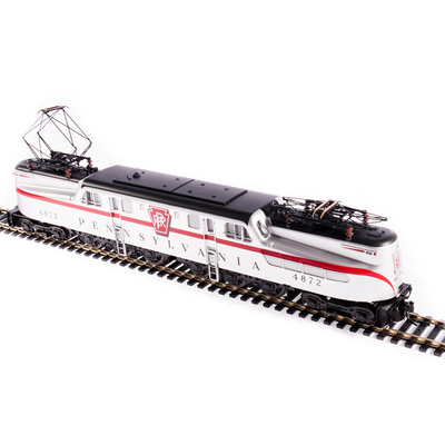 Broadway Limited Imports, 6370, HO Scale, GG1, Pennsylvania Railroad, #4872, (2021 Production)