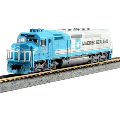 Kato, N Scale, 176-9241 DCC, SDP40F Diesel, Burlington Northern Santa Fe, #6976