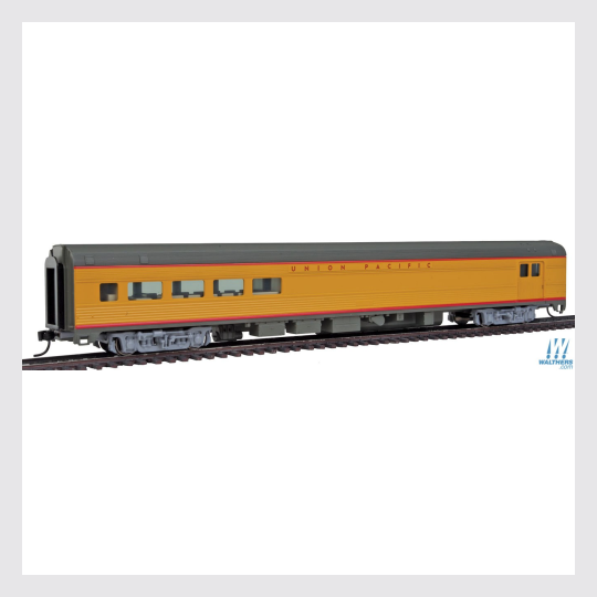 4318337663034 - Walthers Mainline 910-30058, 85' Budd Baggage-Lounge - Union Pacific - Rj's Trains