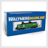 Walthers Mainline HO 910-10403 EMD GP9 Phase II with Chopped Nose, Burlington Northern #1741