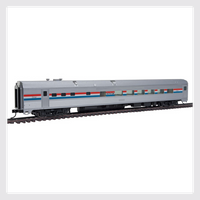 Walthers Mainline HO 910-30151 85' Budd Dome Coach, Amtrak (Phase 3)