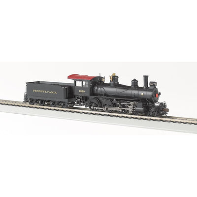 Bachmann HO 51401 Baldwin 4-6-0 Steam Locomotive, PRR #7060 (DCC Sound Equipped)