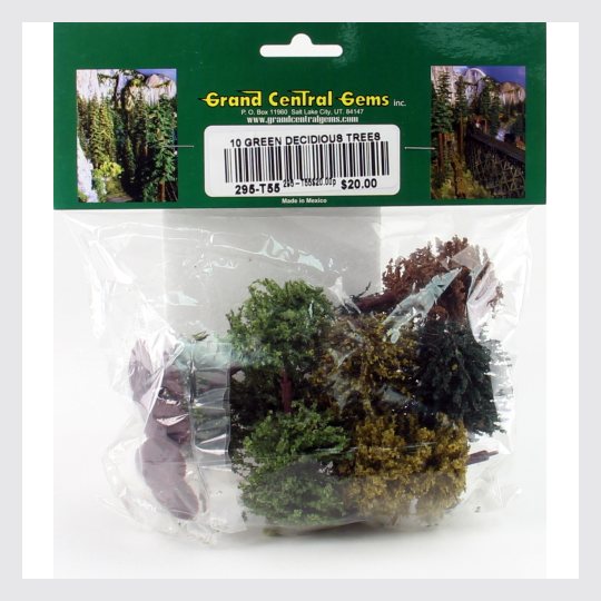 1494034350103 - Grand Central Gems T55 Green Decidious Trees, 3