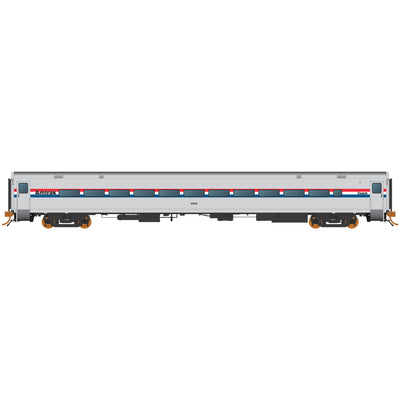 Rapido, HO Scale, 128002, Horizon Coach, Phase III Narrow Stripe, #54032