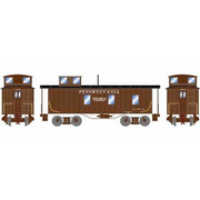 Roundhouse, HO Scale, 17951, 30' 3-Window Caboose, Pennsylvania, #980168