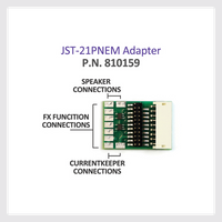 1415412023319 - Soundtraxx 810159 Jst-21Pnem Adapter - Rj's Trains