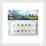 "Scenery Products HO 95557 Assorted Flower Plants 1, 12/pk 1/2"" Height (Pack 1)"