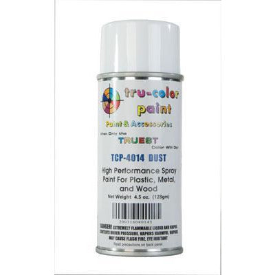 Tru-Color Paint, TCP-4014, Spray Paint, Dust, 4.5 oz