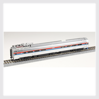 Walthers Proto HO 920-13802 Budd Metroliner Electric Multiple Unit (EMU) Snack Bar Coach, Amtrak (Phase II)