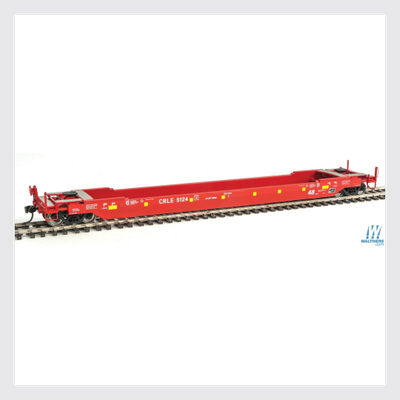 1538842394647 - Walther's Proto Ho 920-109205 Gunderson As-Built All-Purpose 48' Well Car, Crle #5124 - Rj's Trains