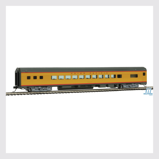 4318342348858 - Walthers Mainline 910-30204, 85' Budd Large-Window Coach - Union Pacific - Rj's Trains